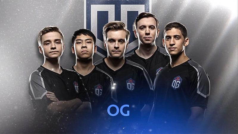 Team OG Player Jersey Short Sleeve T-shirt