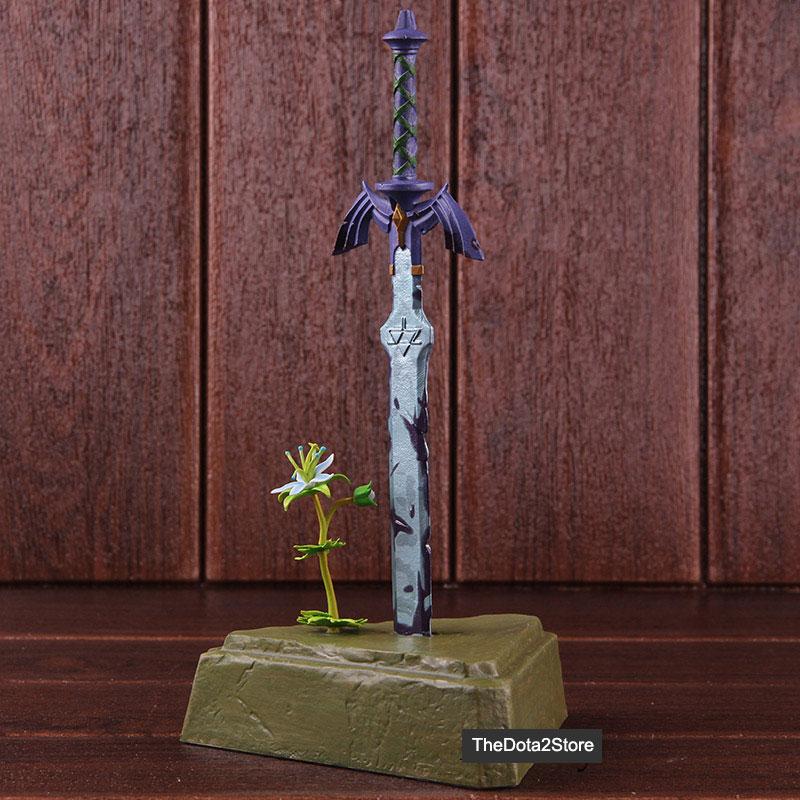 The Zelda Breath of the Wild Master Sword Skyward Sword PVC Action Figure