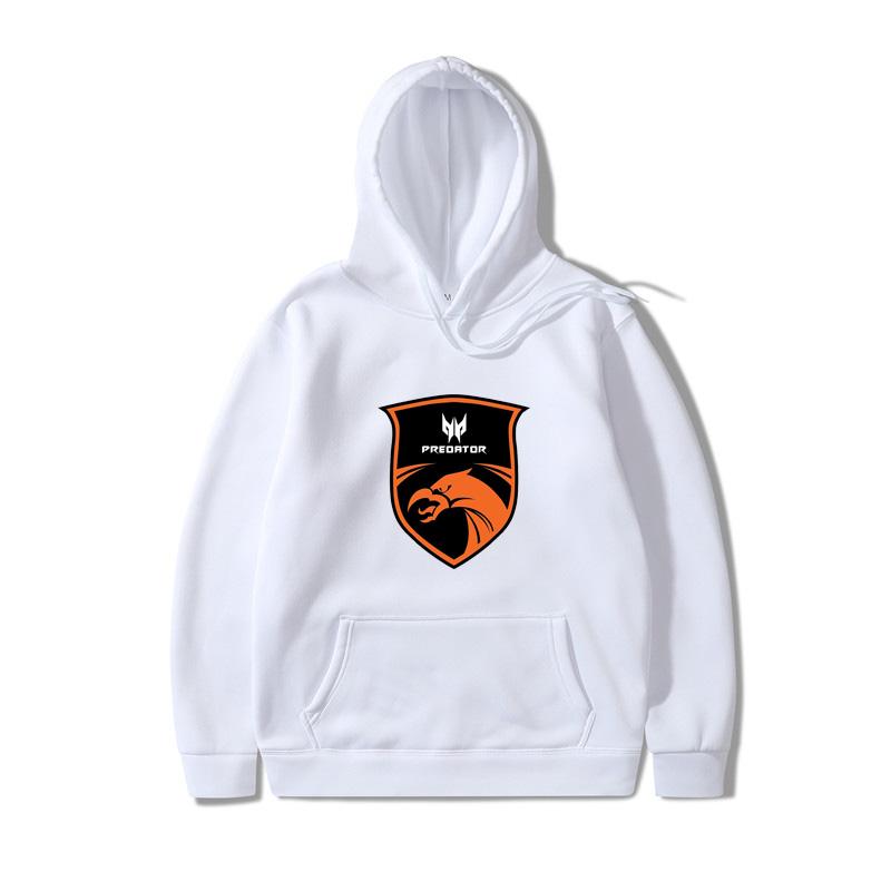 TNC Predator Printed Pullover Fleece Hooded Sweatshirt