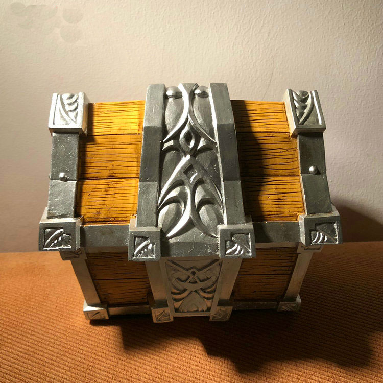 World of Warcraft Battered Chest Storage box