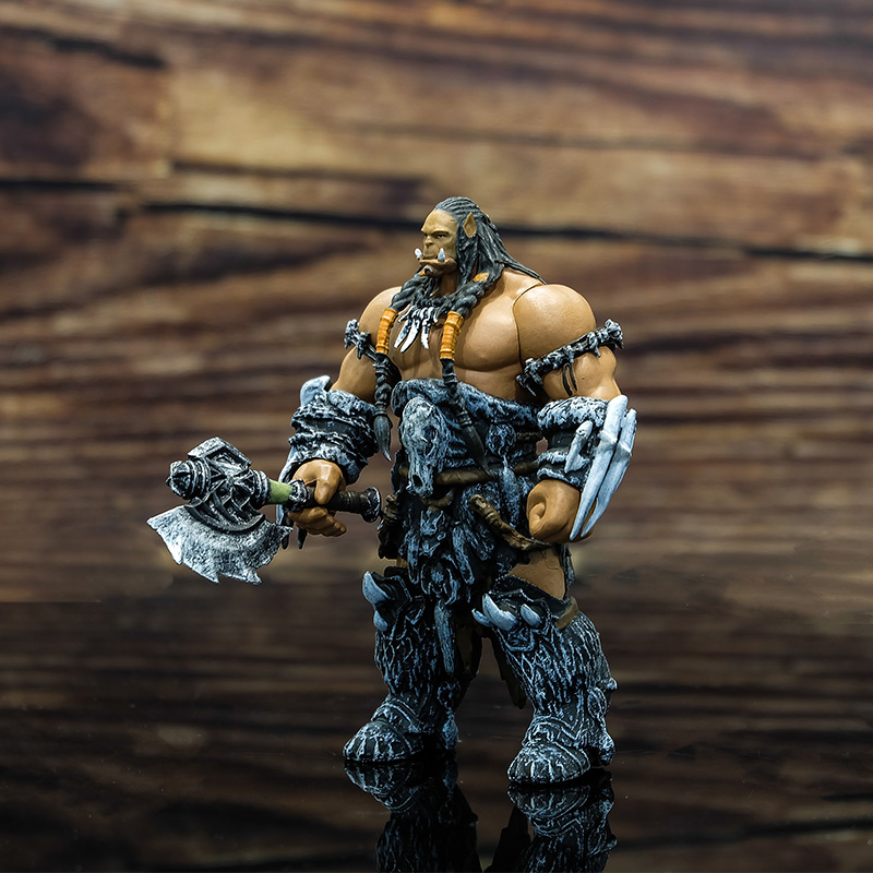 World of Warcraft Durotan Mini Action Figure