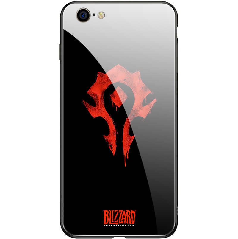 World of Warcraft Horde Alliance  Phone Case Protector Cover