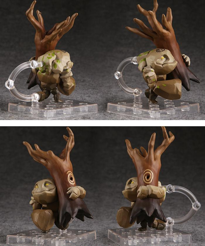 Tiny  Demihero Vinyl Action Figure Model Toy