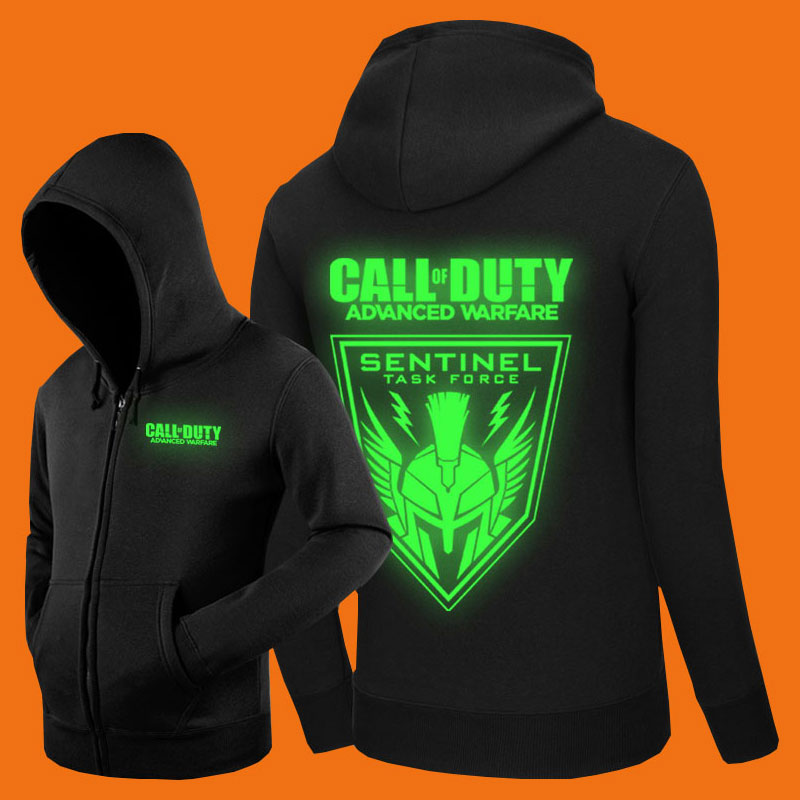 Call of Duty luminous Hoodie Sweatshirt