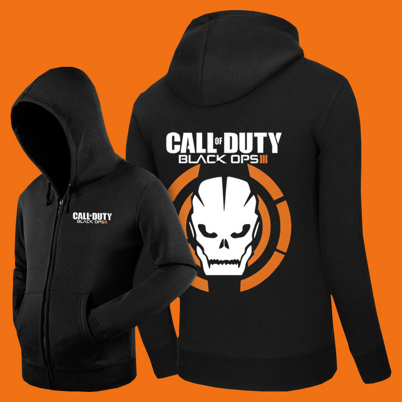 Call of Duty Black OPS Hoodie Sweatshirt