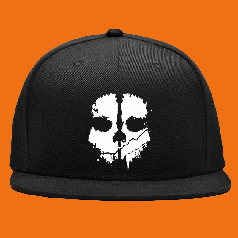 def13eebf69 Call of Duty Ghosts Cap Hat Snapback - Dota 2 Store
