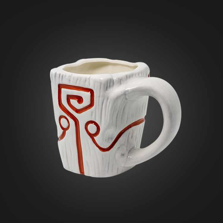 Dota 2 Juggernaut Mug Ceramic Cup Muggernaut Mug
