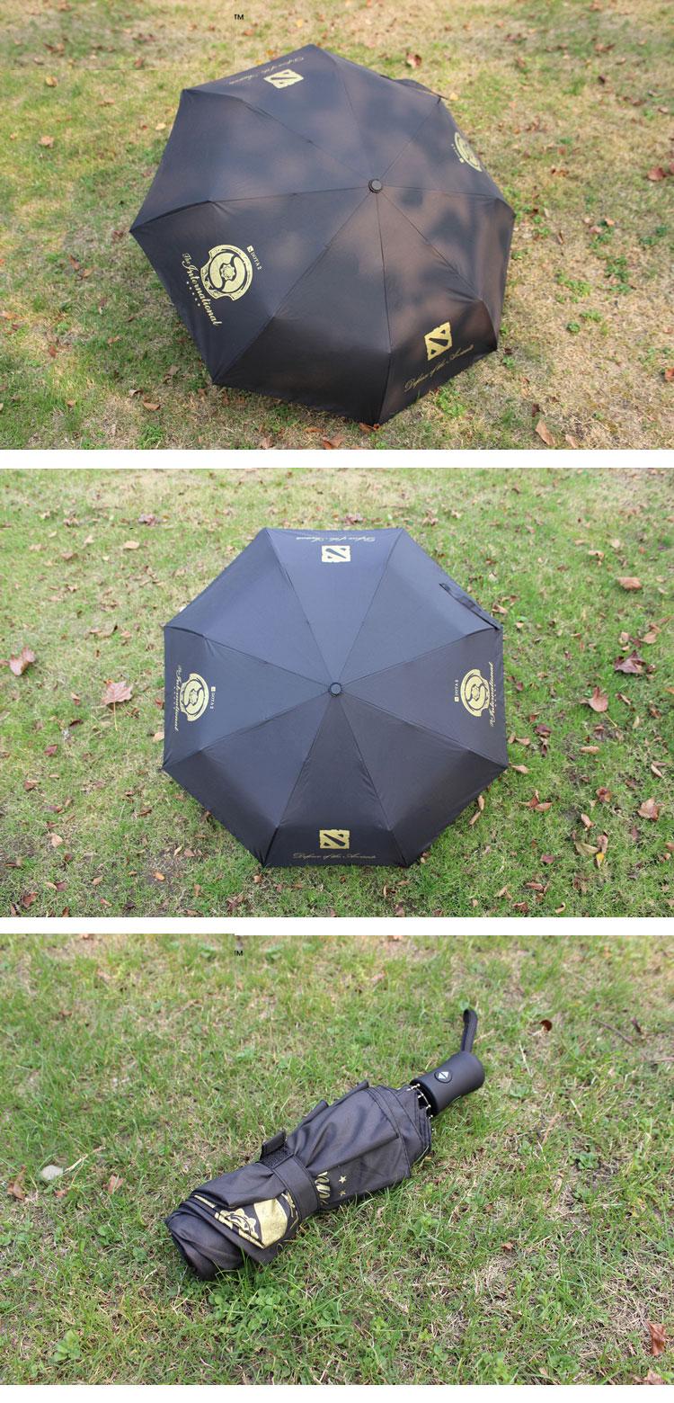 DOTA 2 the International Umbrella